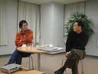 CafeTalk36+Toshiya UENO